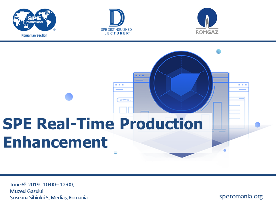 SPE Real-Time Production Enhancement a DL Event